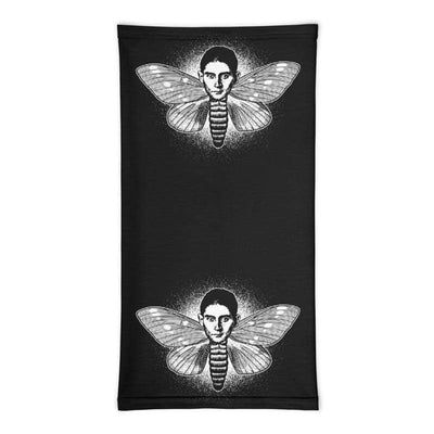 The Philosopher's Shirt Neck Gaiter Kafka the Moth <br><br>Neck Gaiter