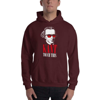 The Philosopher's Shirt Hoodie Kant touch this <br><br>Hoodie