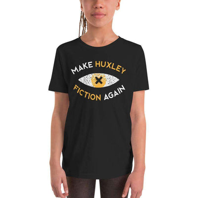 The Philosopher's Shirt Kids Shirt Make Huxley Fiction Again Surveillance Eye