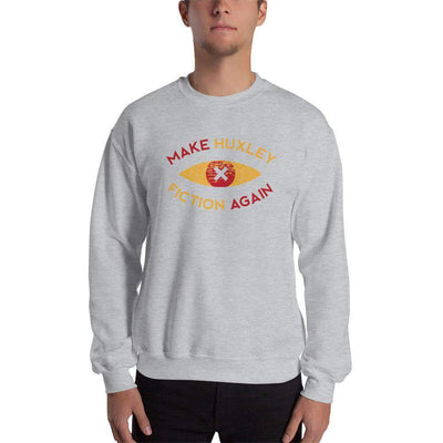 The Philosopher's Shirt Sweatshirt Make Huxley Fiction Again Surveillance Eye