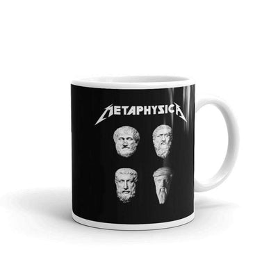 The Philosopher's Shirt Mug Metaphysica - The Four Wise Men