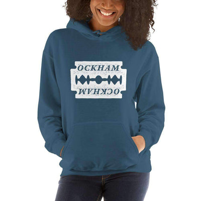 The Philosopher's Shirt Hoodie Ockham's Razor
