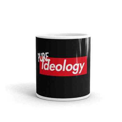 The Philosopher's Shirt Mug Pure Ideology <br><br>Mug