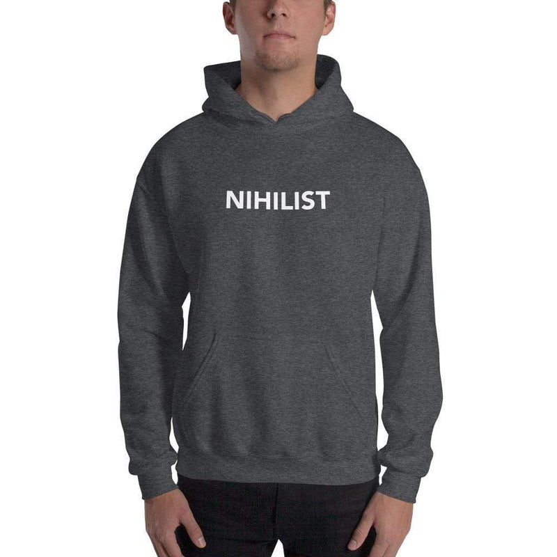 The Philosopher's Shirt Hoodie Schools of thought - Nihilist <br><br>Hoodie