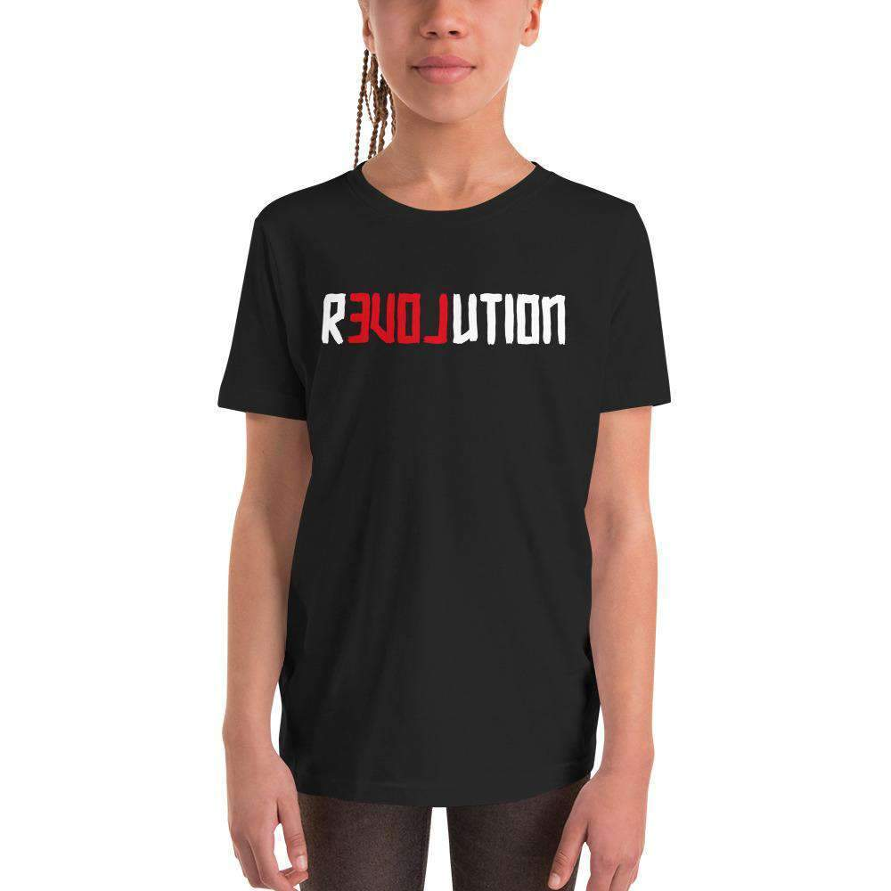 The Philosopher's Shirt Kids Shirt There Is Love in Revolution