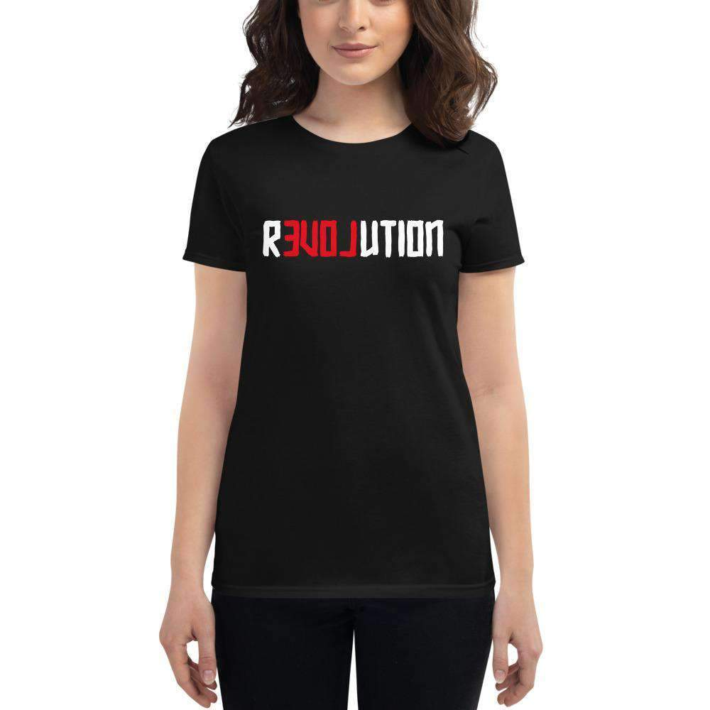 The Philosopher's Shirt Women's T-Shirt There Is Love in Revolution