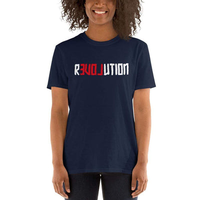 The Philosopher's Shirt Unisex Premium T-Shirt There is Love in Revolution <br><br>Unisex Premium T-Shirt