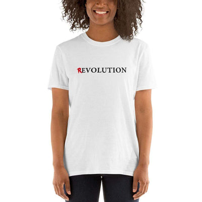 The Philosopher's Shirt Unisex Premium T-Shirt There's Evolution in Revolution <br><br>Unisex Premium T-Shirt