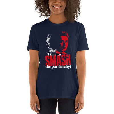 The Philosopher's Shirt Unisex Premium T-Shirt Time to SMASH the patriarchy! by Rosa Luxemburg <br><br>Unisex Premium T-Shirt