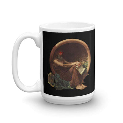 The Philosopher's Shirt Mug Triggered Diogenes <br><br>Mug