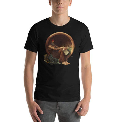 The Philosopher's Shirt Unisex T-Shirt Triggered Diogenes <br><br>Unisex T-Shirt