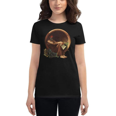 The Philosopher's Shirt Women's T-Shirt Triggered Diogenes <br><br>Women's T-Shirt