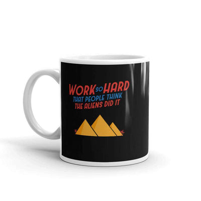 The Philosopher's Shirt Mug Work So Hard That People Think The Aliens Did It