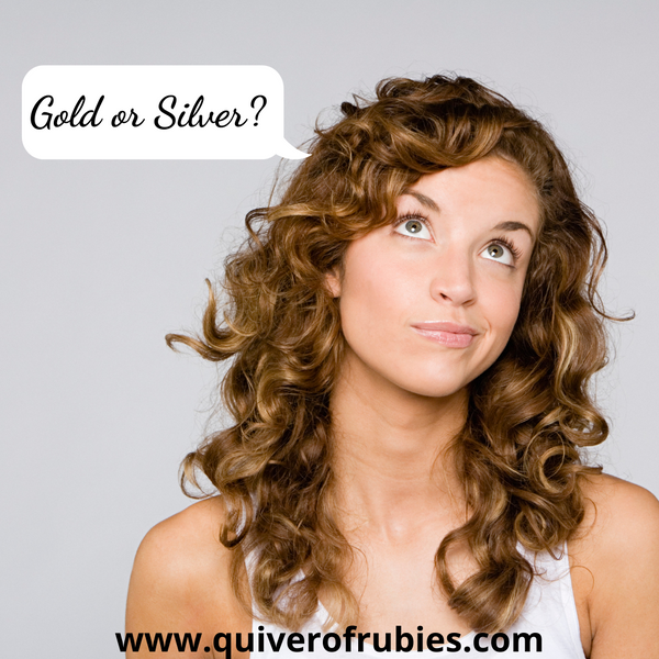 Should I wear Gold or Silver Jewelry?