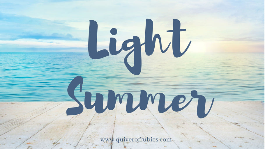 Seasonal Color Post #5 Light Summer
