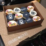 Vans Warped Tour cupcakes at the London launch