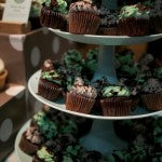 Cupcakes at Cake International