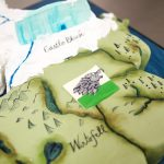 Game of Thrones Westeros Cake