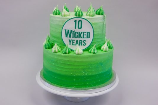 Wicked Cake 1