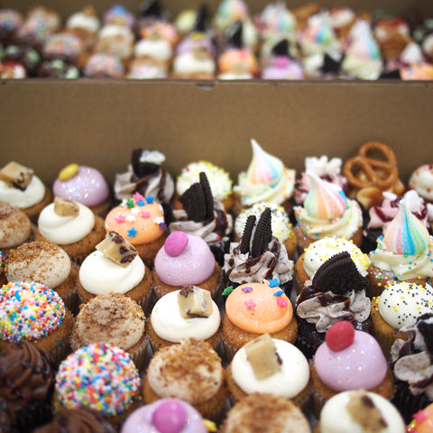 So Whether Youre Arranging A Birthday Gift Or Just Get Together With Family Friends Our Mini Cupcakes Add To Every Occasion Click Here Order