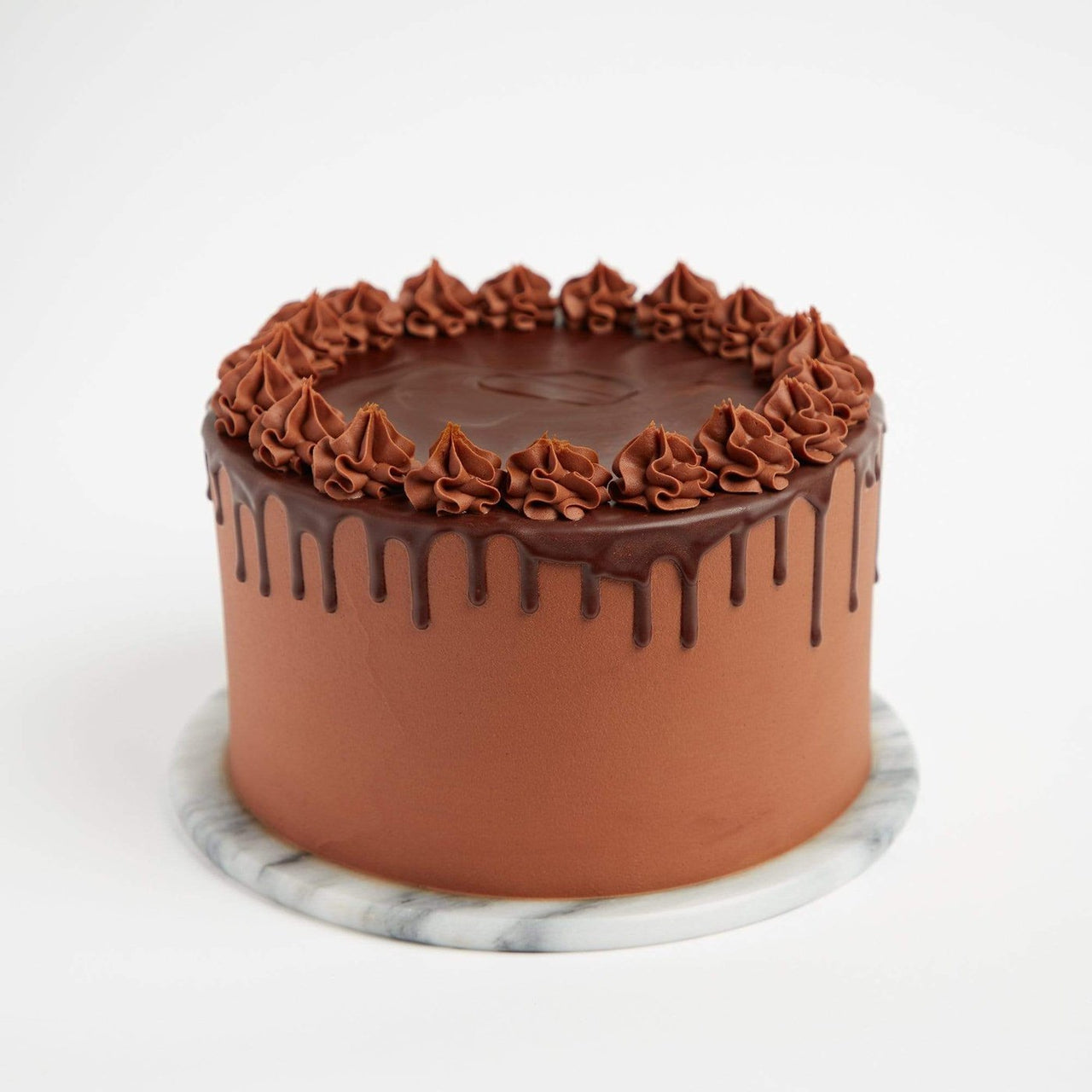 Vegan Chocolate Cake by Crumbs & Doilies
