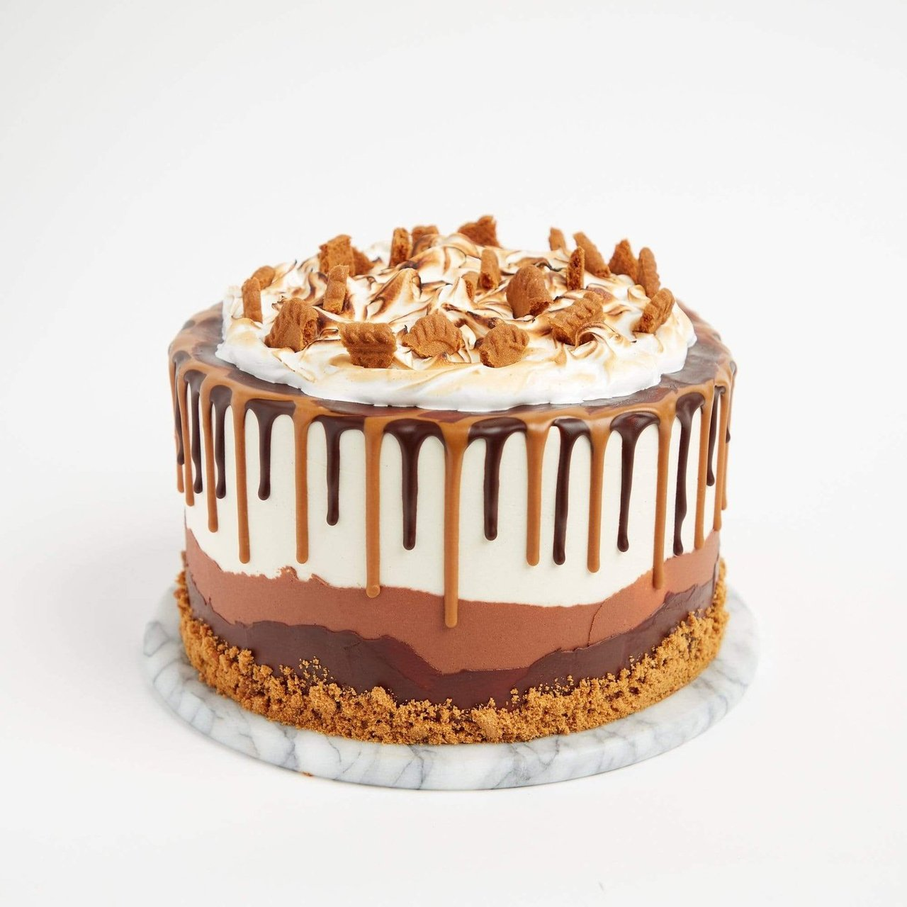 Smores cake by Crumbs & Doilies