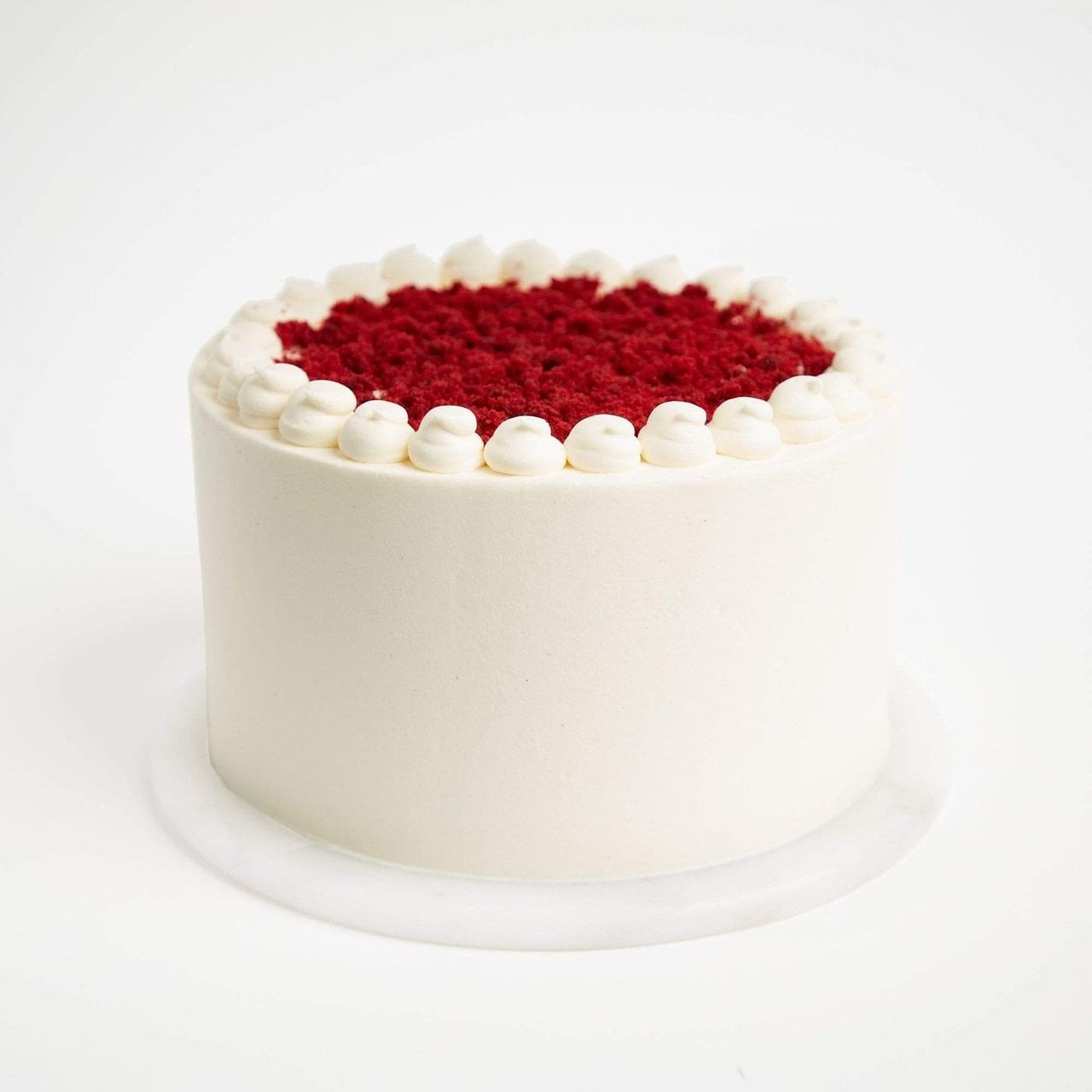 Red Velvet Cake by Crumbs & Doilies