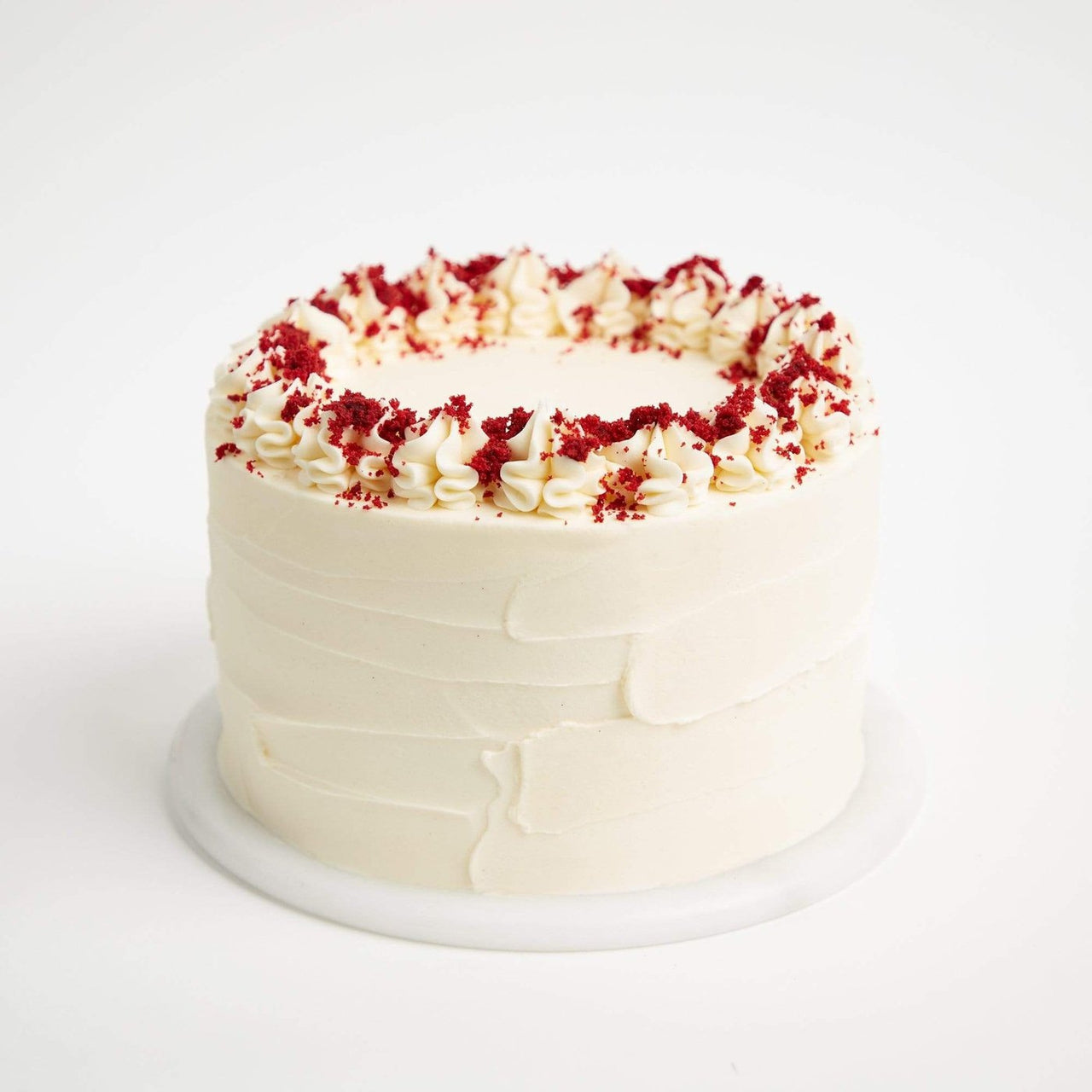 Vegan Red Velvet Cake By Crumbs & Doilies