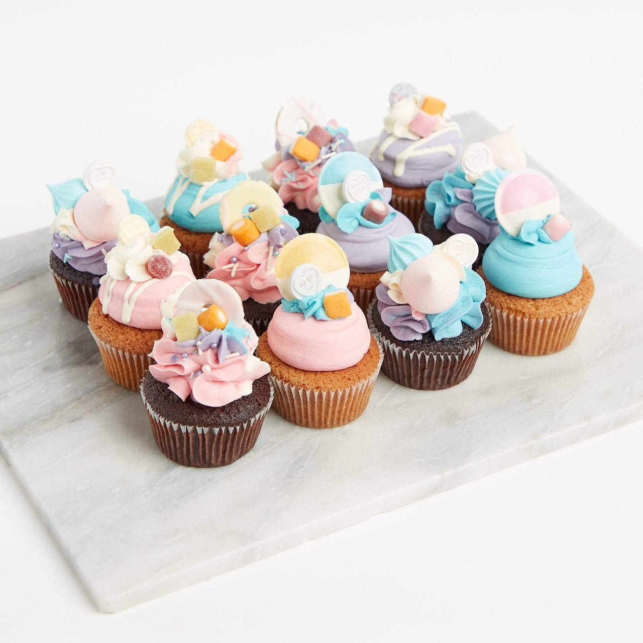 Pick N Mix Cupcake Selection Box