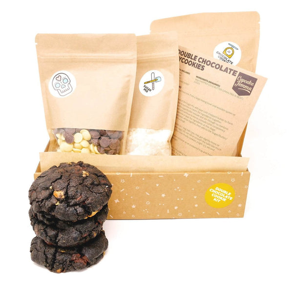 Double Chocolate New York Cookie Kit
