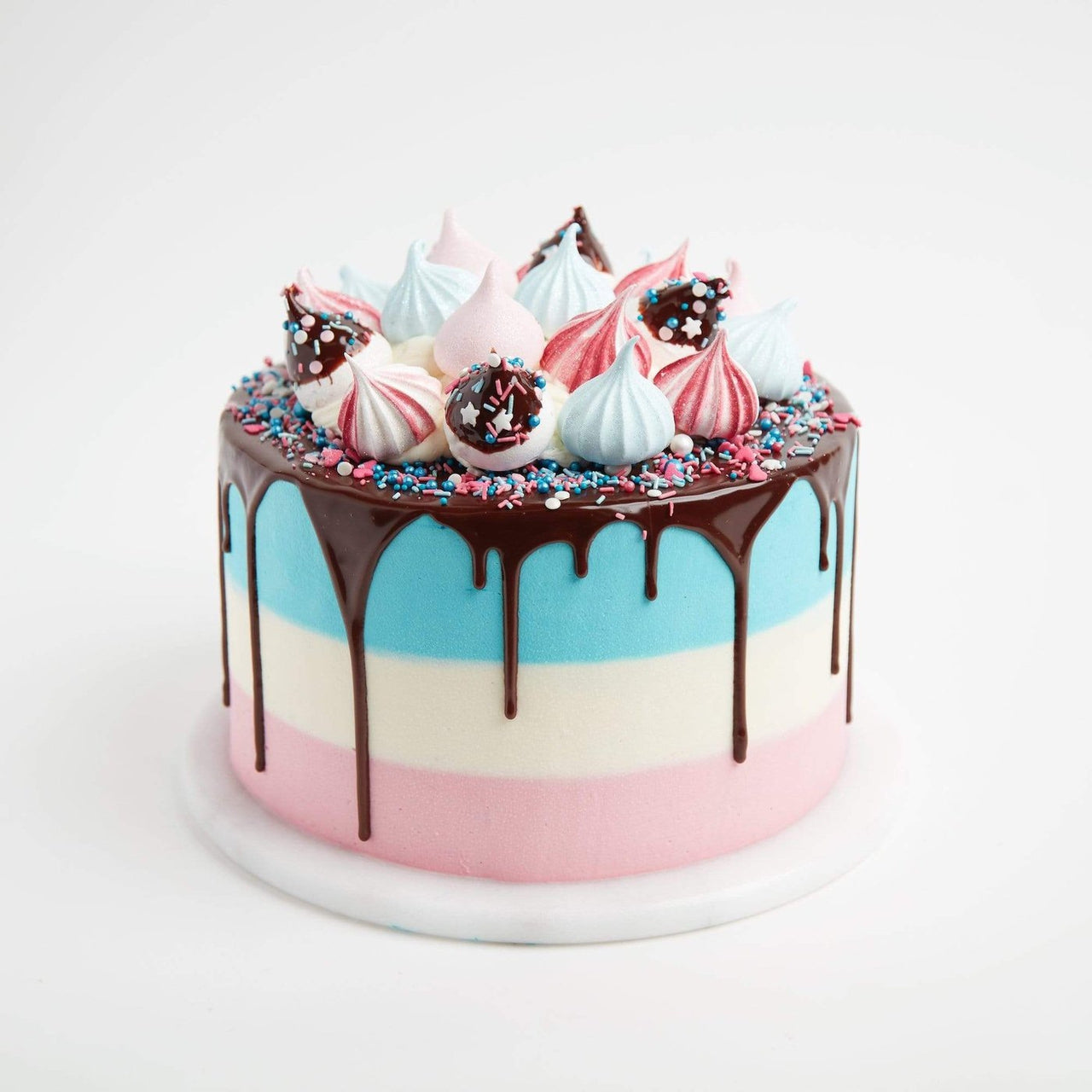 Space Unicorn Cake