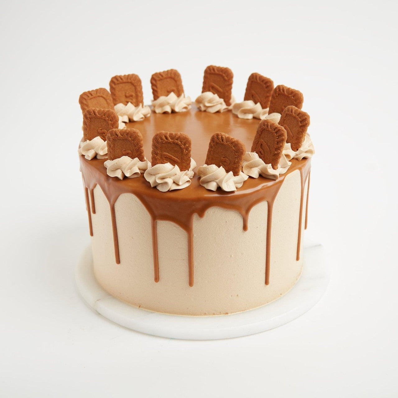 Biscoff Cake by Crumbs & Doilies