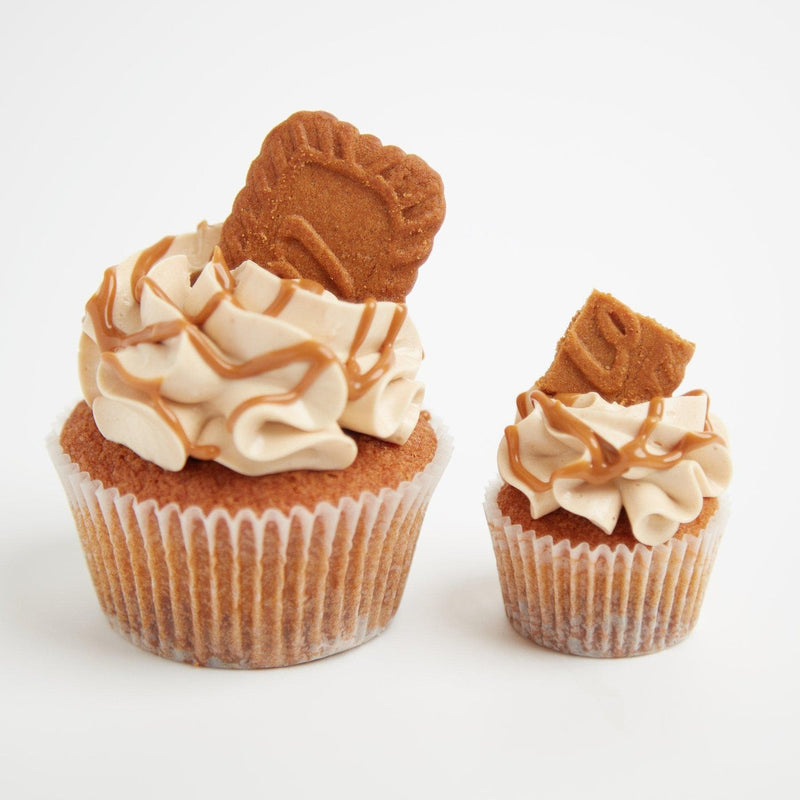 Biscoff Cupcakes