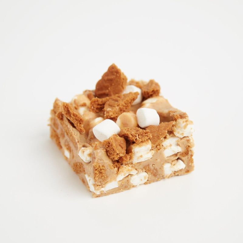 Biscoff Rocky Road