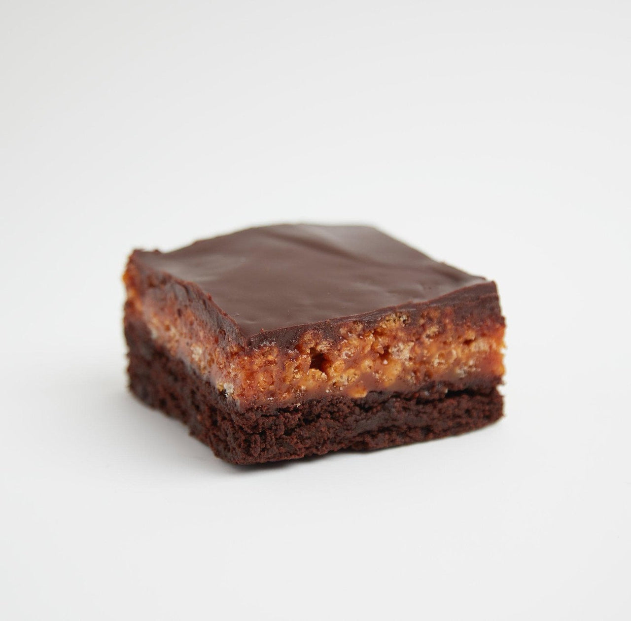 Caramel Crunch Bar by Crumbs & Doilies
