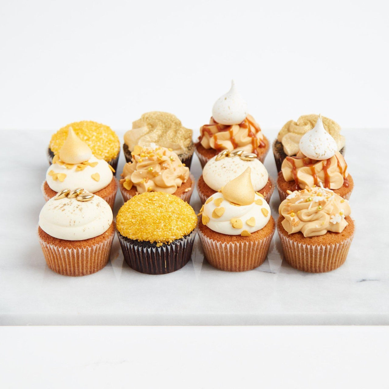 Caramel Gold by Crumbs & Doilies