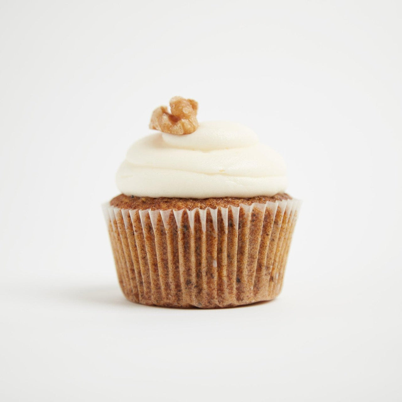 Carrot Cupcakes by Crumbs & Doilies