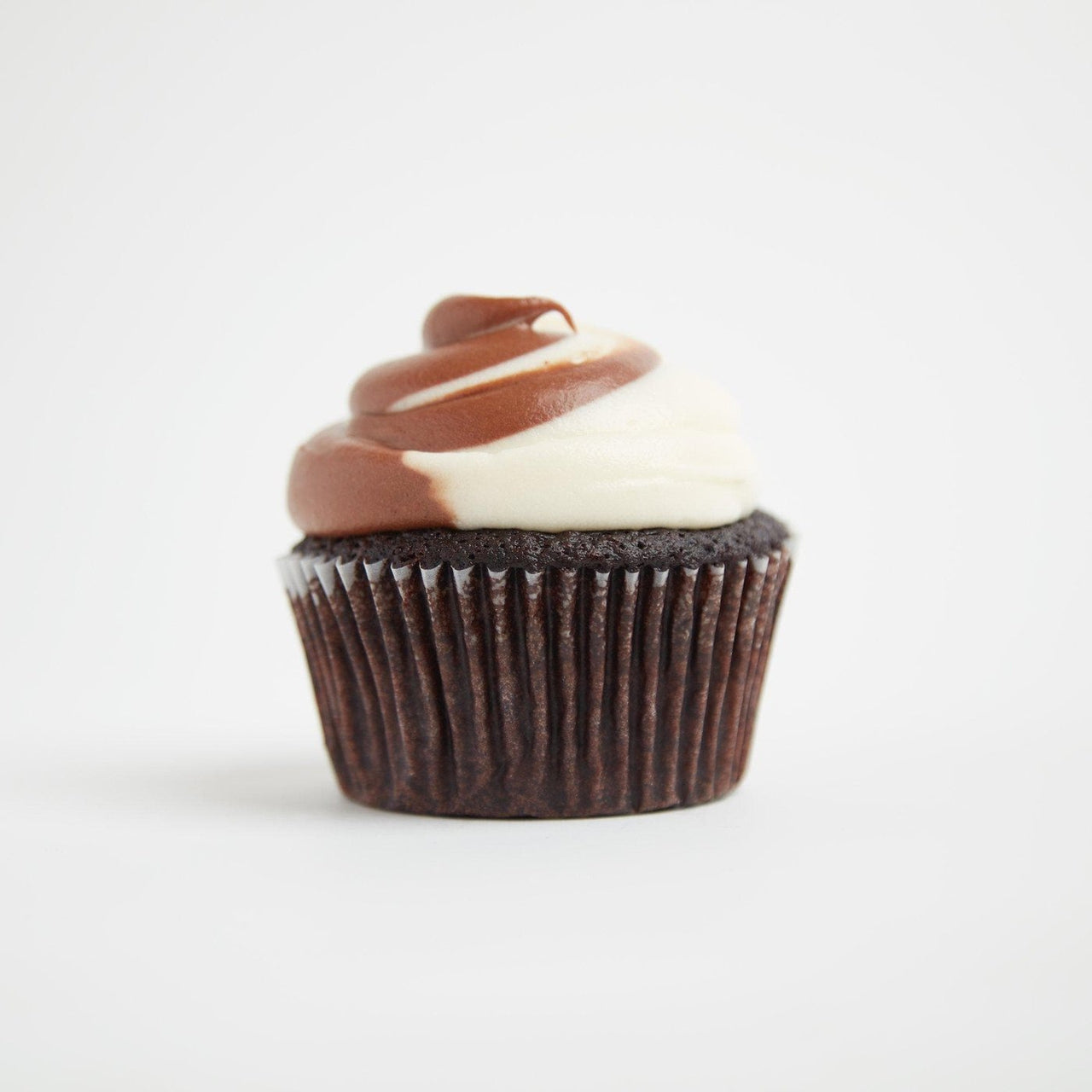 Chocolate Guinness Cupcakes by Crumbs & Doilies