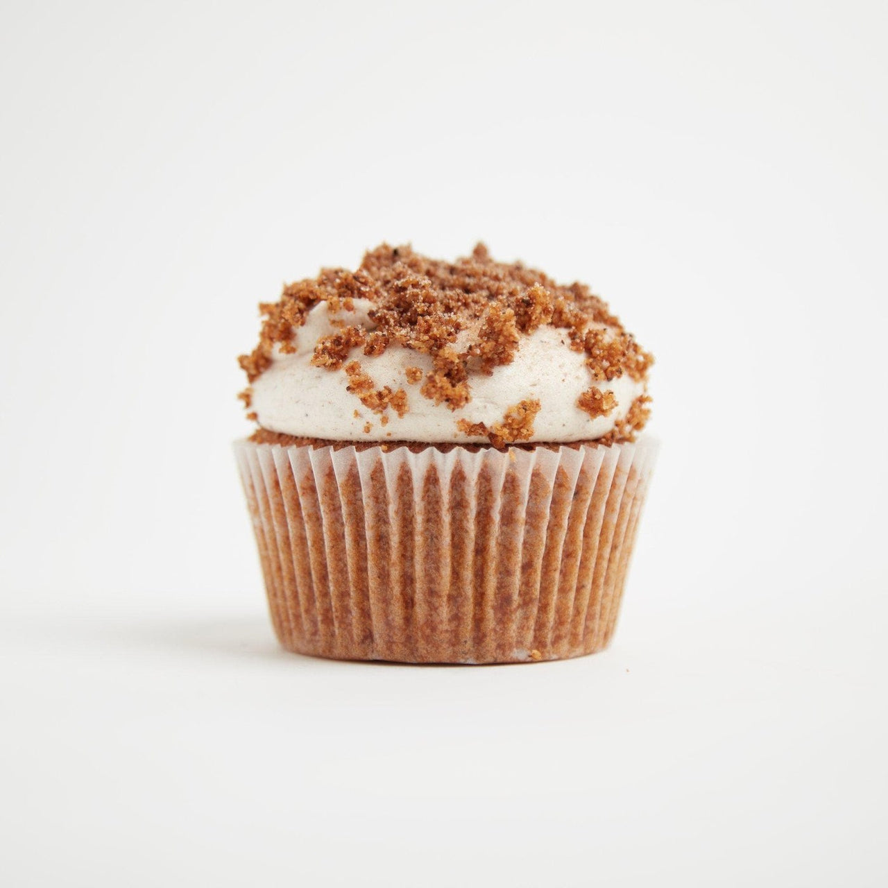 Cinnamon Toast Cupcakes by Crumbs & Doilies