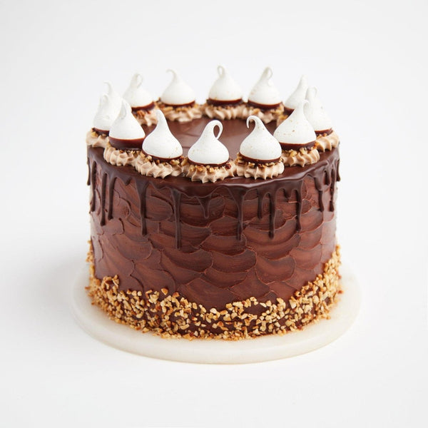 Ferrero Rocher Cake by Crumbs & Doilies