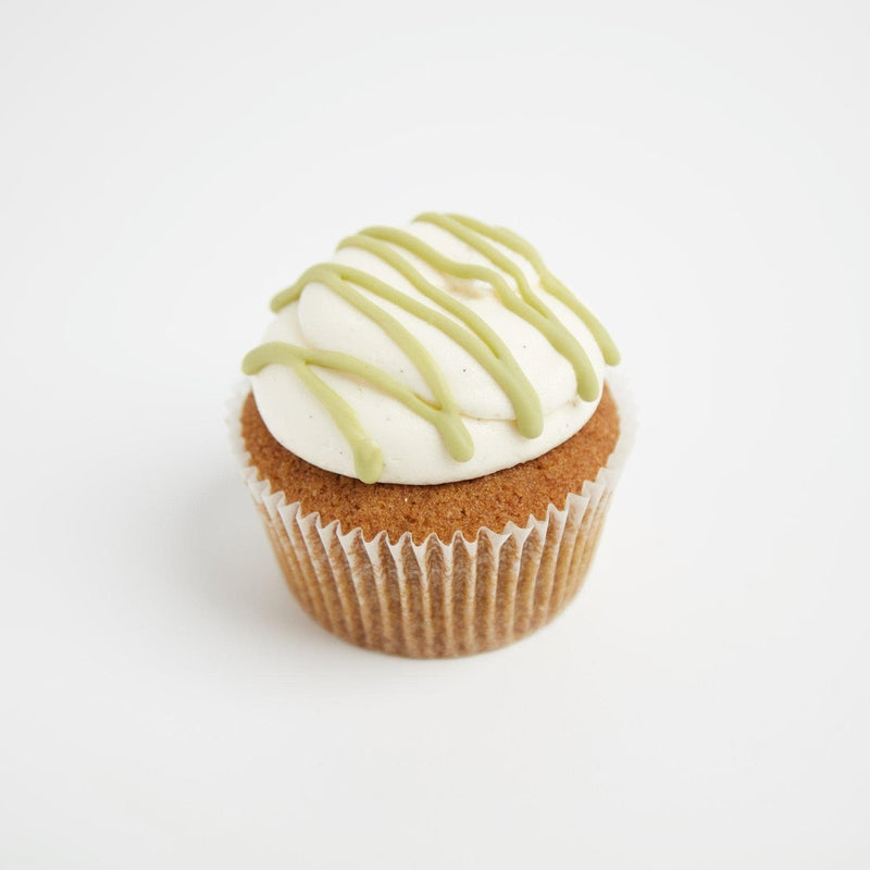 Matcha white chocolate Cupcakes