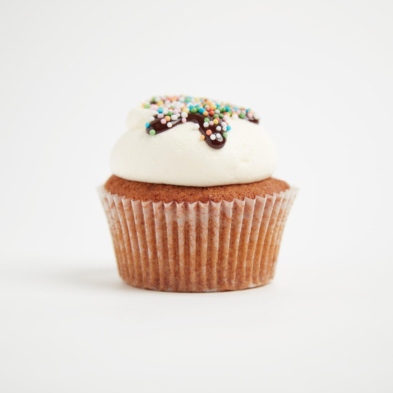 Neapolitan Cupcakes by Crumbs & Doilies