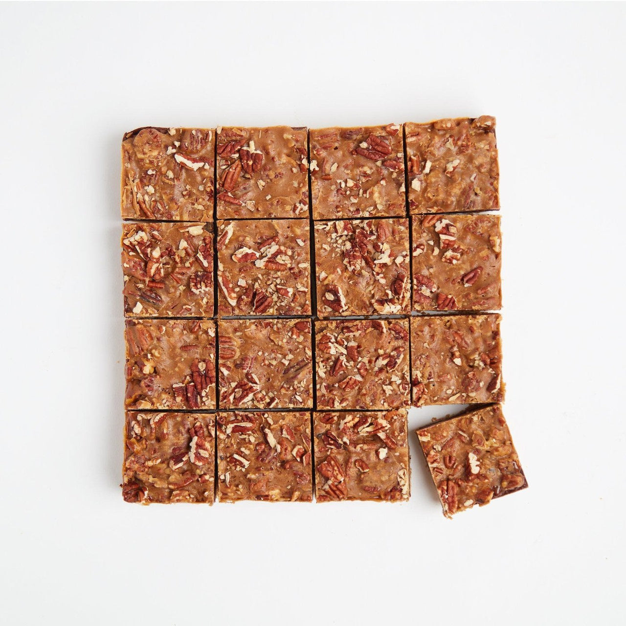 Pecan Pie Brownie by Crumbs & Doilies
