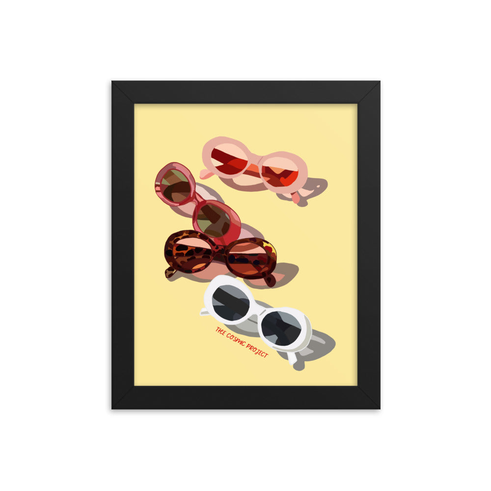 Sunglasses Digital Art