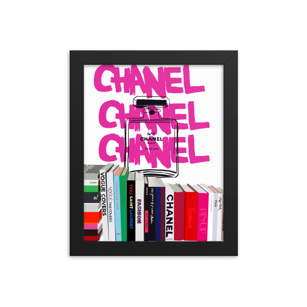 Chanel Digital Art.