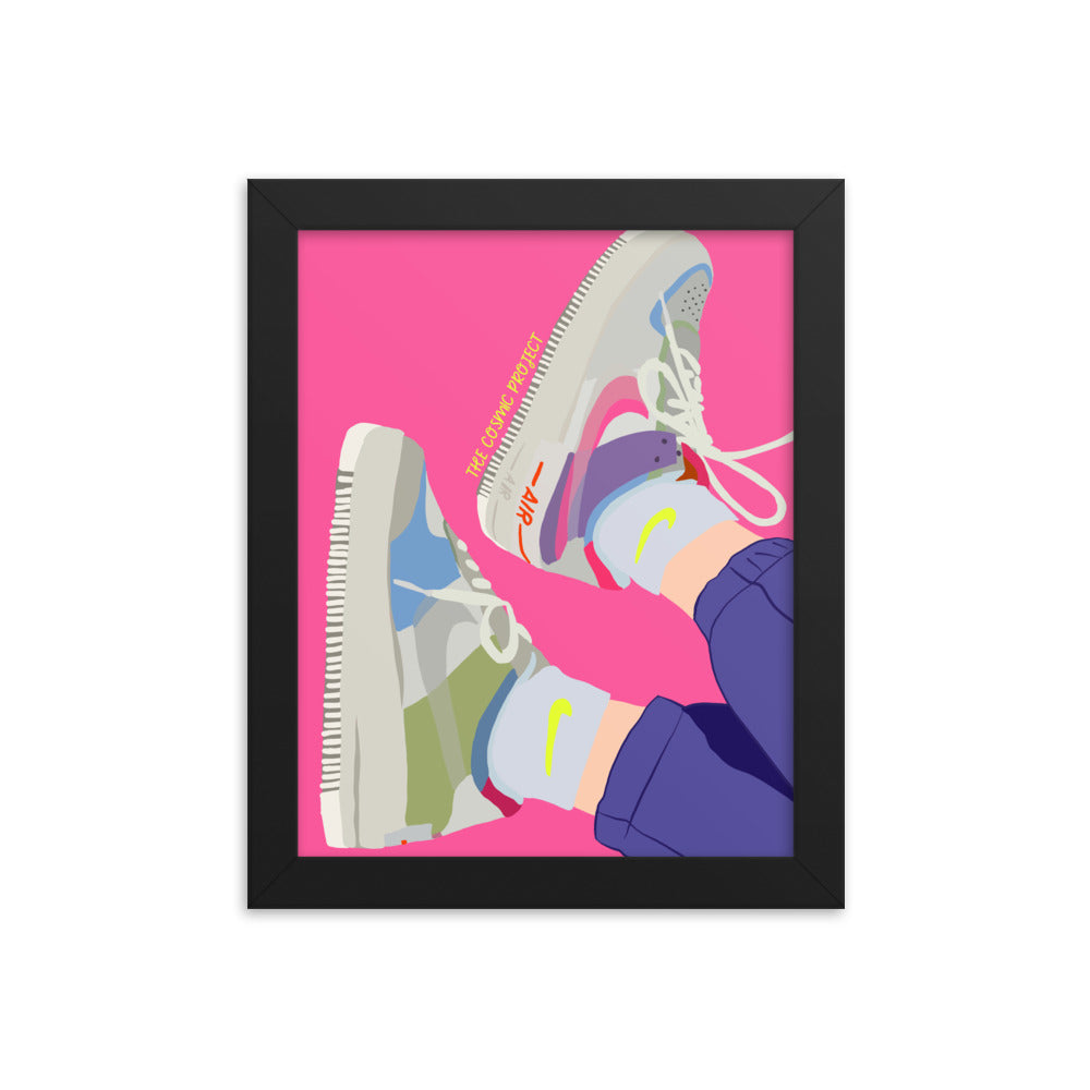 Nike Digital Art