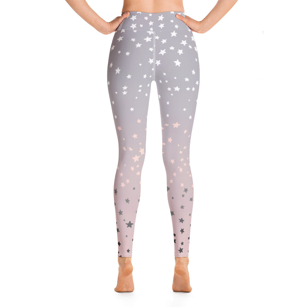Starry Light Yoga Leggings