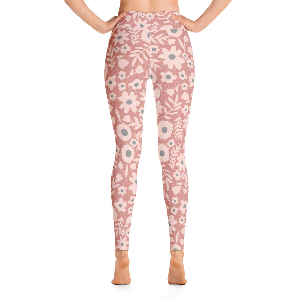 Botanic Dream Yoga Leggings
