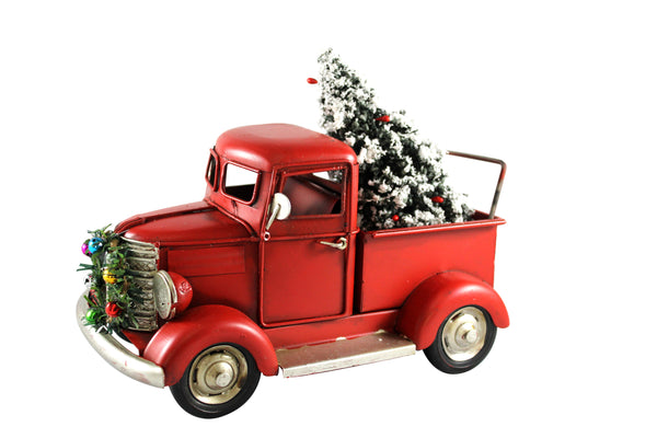 Christmas Ute - Rusty!