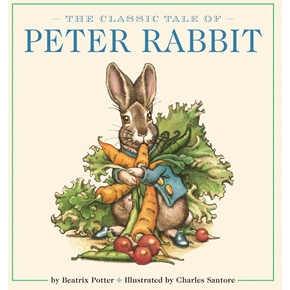 Peter Rabbit Oversized Padded Board Book, The